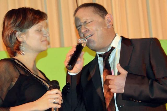 Oscar Javelot und Bettina Ackermann in Waldkirch und Bahlingen