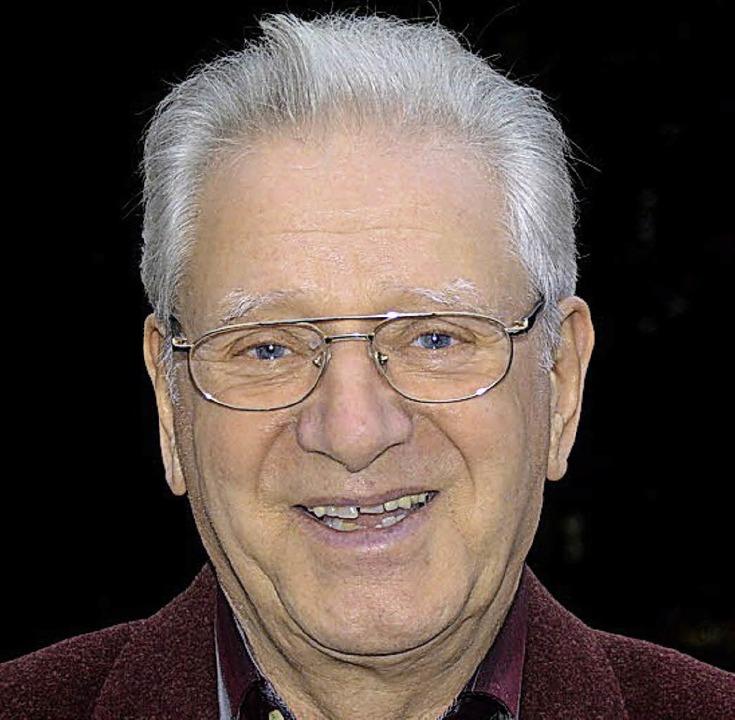 Walter Kern   | Foto: Schneider