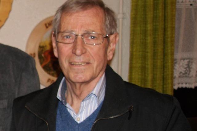 Trauer um Hermann Hentschel
