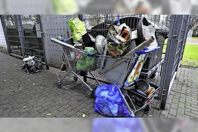 Neues Müllkonzept geplant