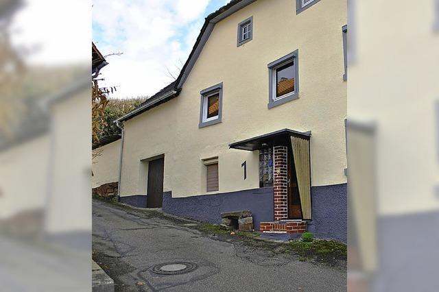 Durbach kauft ein Haus für Flüchtlinge