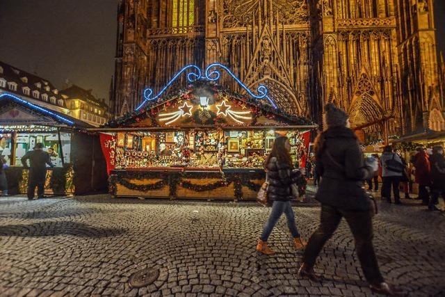 Freies W-LAN auf dem Weihnachtsmarkt