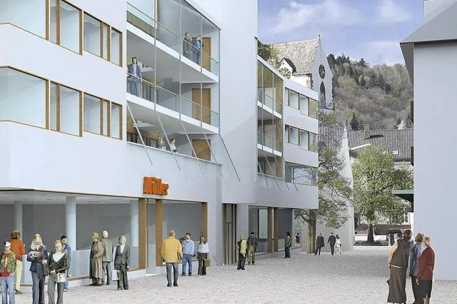 Bekommt Schopfheim eine echte Fußgängerzone?