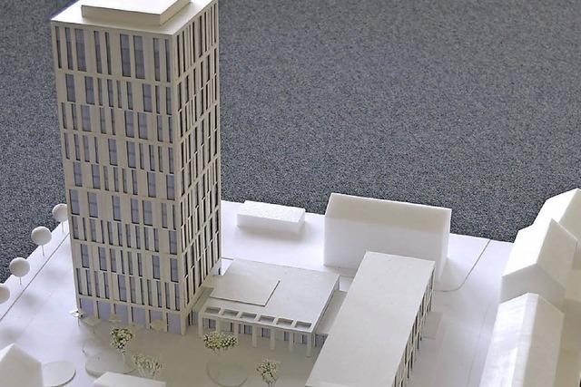 Baugenehmigung für neues Hotel