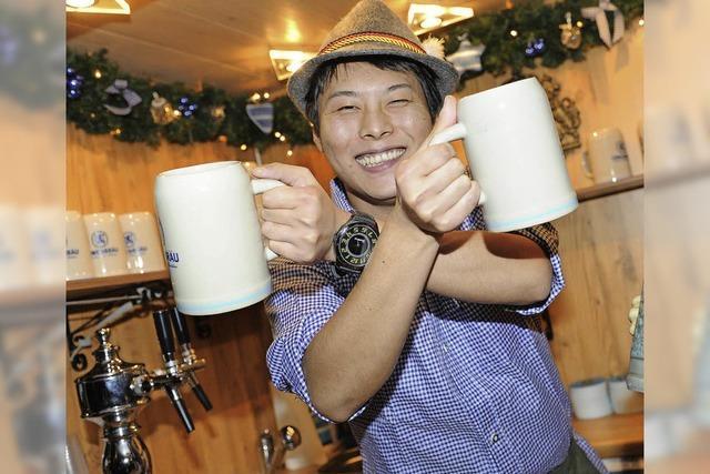 In Japan gehört Alkohol dazu