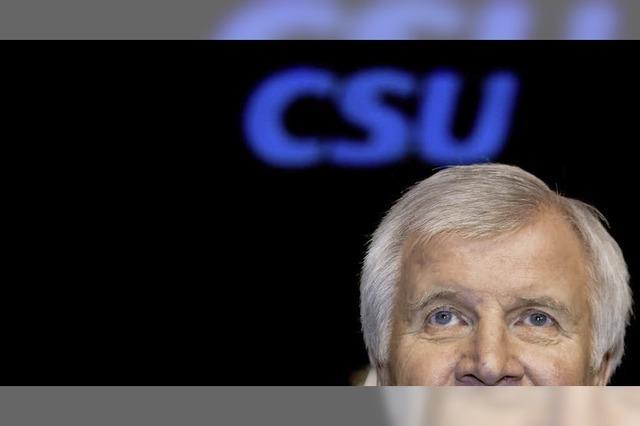CSU in der Trutzburg