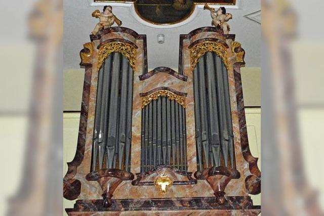 Die perfekte Orgel zur Liedbegleitung
