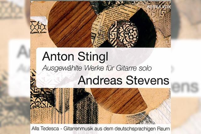 REGIO-CD: Ein Meister der Variation