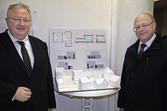 Neuapostolische Gemeinde baut neue Kirche mit Gemeindezentrum