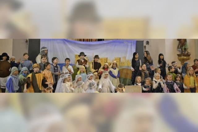 Eine Zeitreise zum Jesuskind