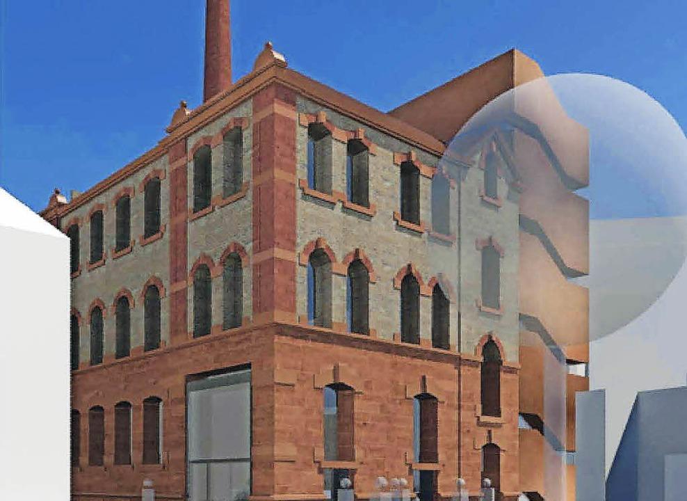 Tonofenfabrik wird Museum    Foto: Architekt