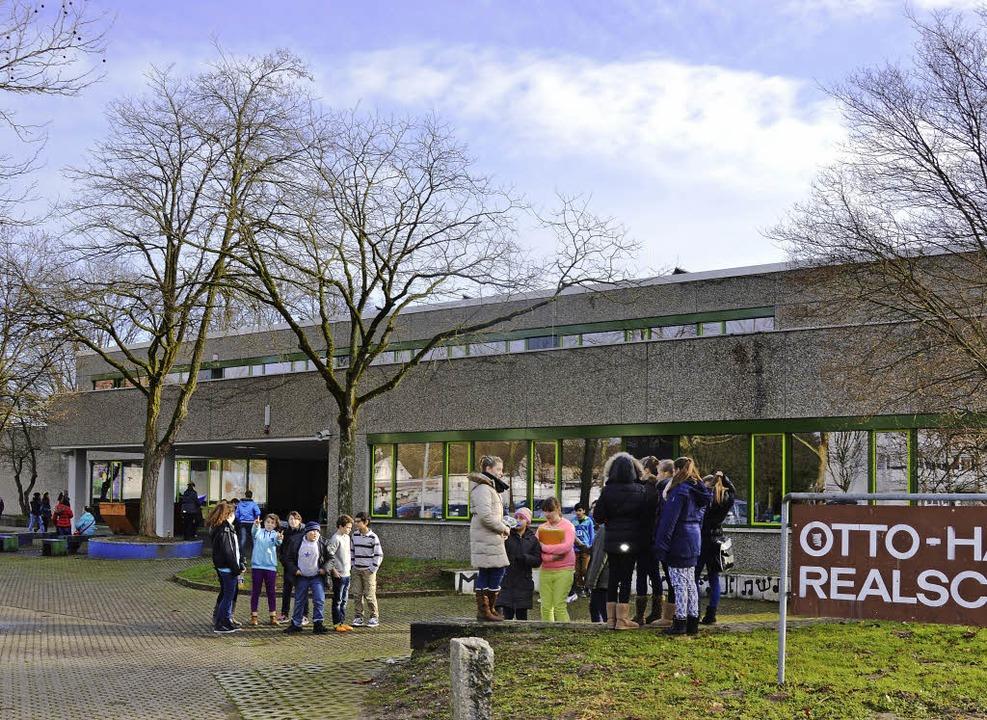 Otto-Hahn-Realschule    Foto: Schule