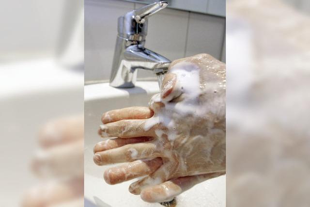 Händewaschen wird teurer