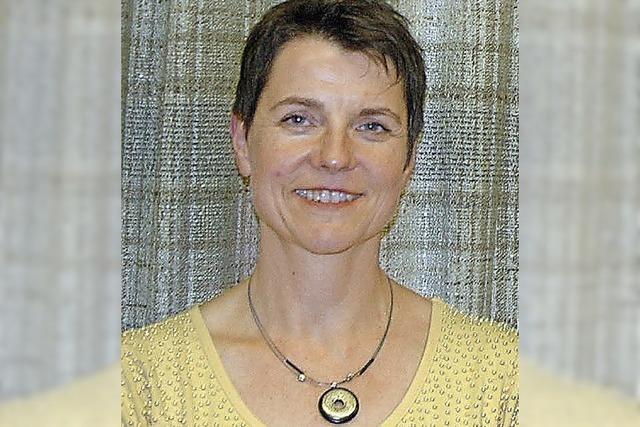 Tanja Wycisk ist die neue Vorsitzende