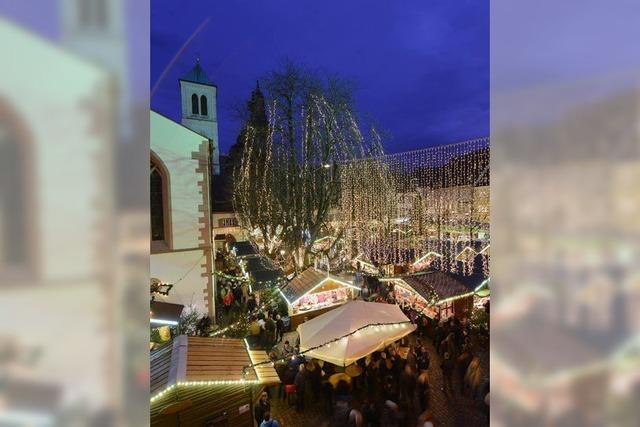 Weihnachtsmarkt peilt Rekord an