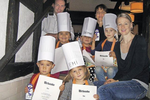 Plätzle-Diplom für Kinder