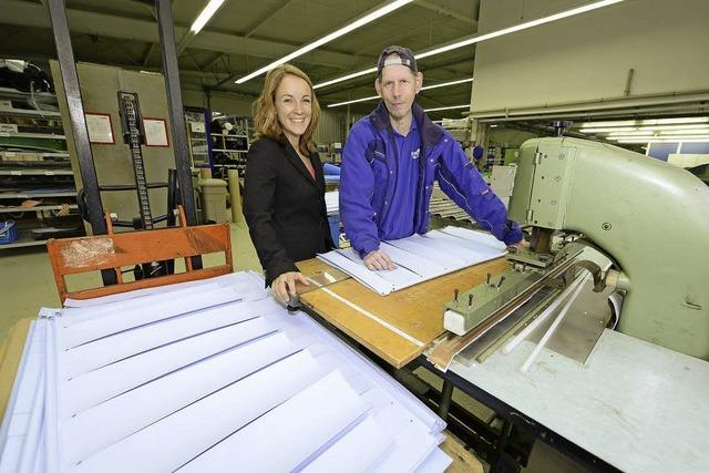 Das Freiburger Handelshaus Martin ist vorbildlich, was die Beschäftigung Behinderter betrifft