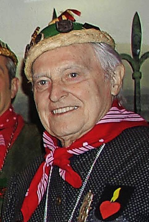 Mit 87 Jahren gestorben: Terno Micelli     Foto: archivfoto: Röderer