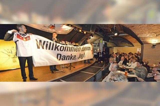 Bei der Auktion für die BZ-Aktion Weihnachtswunsch kamen mehr als 42000 Euro zusammen