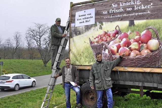 Lust machen auf Äpfel aus der Ortenau