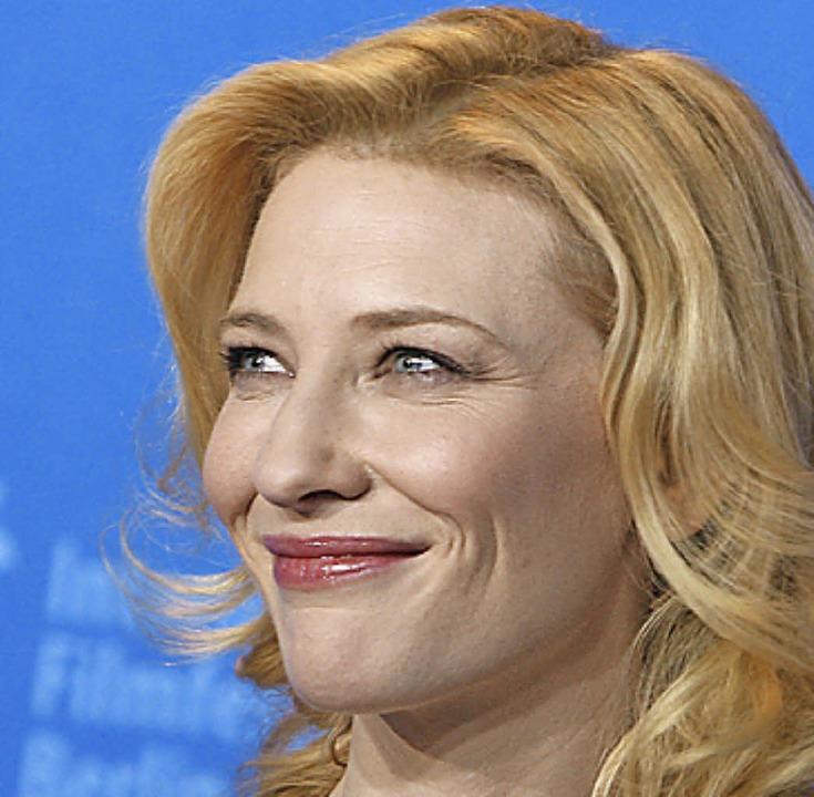 Cate Blanchett   | Foto: dpa