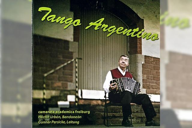 CD: TANGO: So klingt's in Argentinien