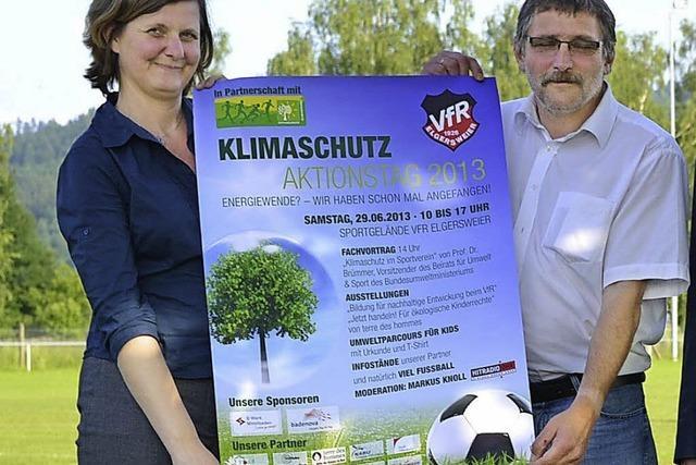 50 000 Euro für den Klimaschutz des VfR Elgersweier