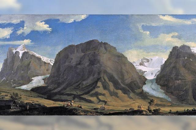 Das Kunstmuseum Basel zeigt Werke von Caspar Wolf