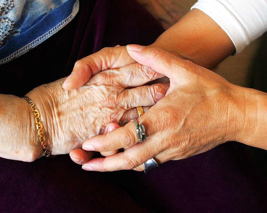 Sind alle, die sich für andere einsetzen gleich naiv?  | Foto: dpa