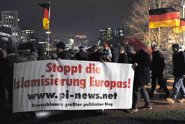 Müllheim: Flüchtlingsunterkunft im Visier der rechten Szene
