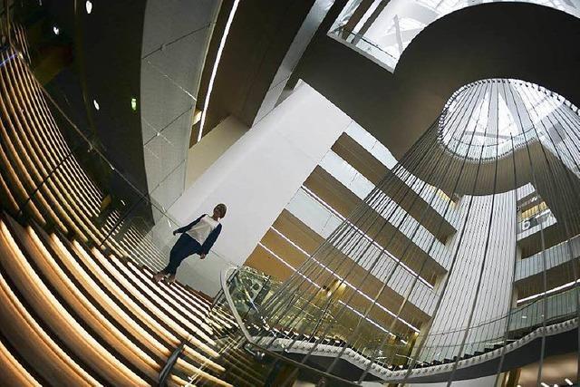 Uni Straßburg: Bibliothek für 65 Millionen Euro saniert