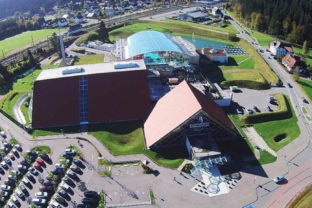 Badeparadies erweitert für 34 Millionen Euro