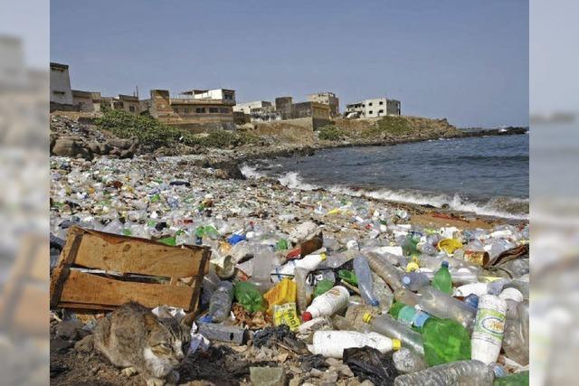 Student will Ozeane vor Vermüllung retten
