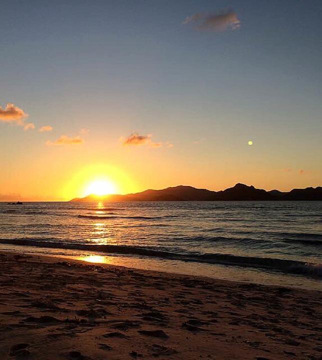La Digue, Seychellen    Foto: Stefan Zahler