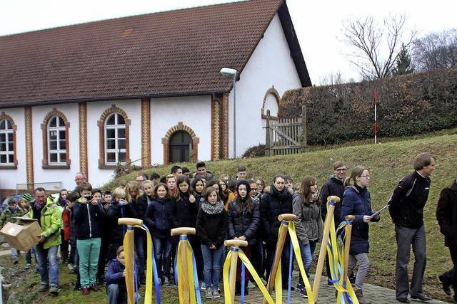 2,1 Millionen Euro für den Schulbau