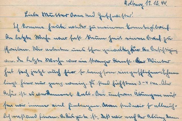 Briefe von der Front