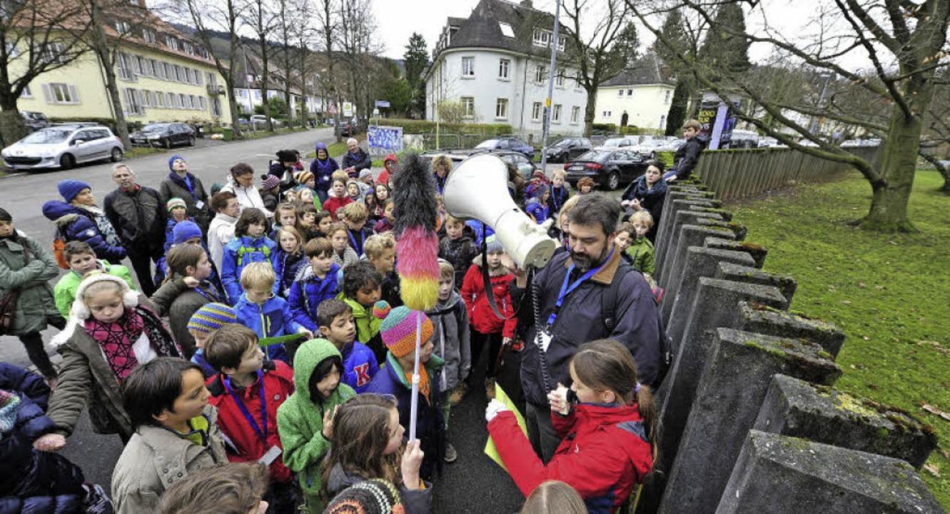 Zu den Wohlfühlorten, die die Kinder v... auch der Botanische Garten (rechts).   | Foto: Thomas KUnz