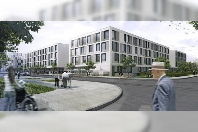 Felix-Platter-Spital in Basel wird für 200 Millionen Franken neu gebaut