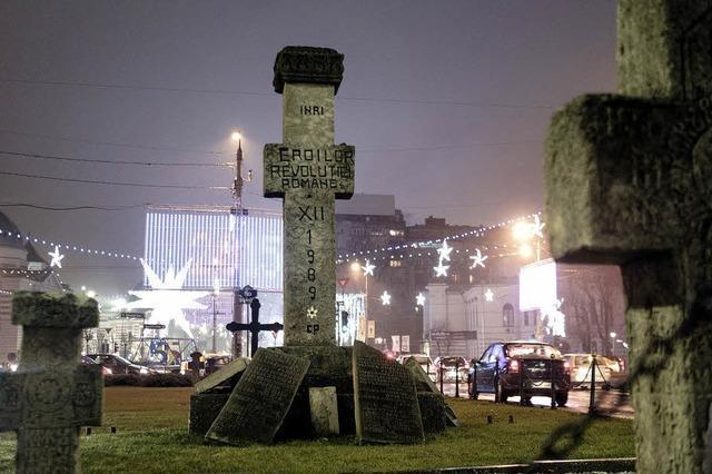Wie ein Pfarrer den Diktator Ceausescu stürzte