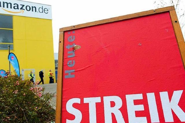 Amazon-Streik geht weiter – Keine Verzögerung bei Lieferungen