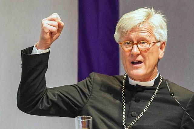 EKD-Ratsvorsitzender über Luther, den IS und Flüchtlinge