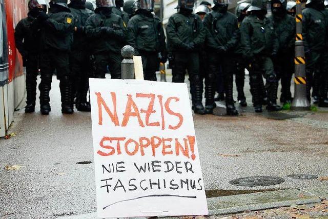 Innenminister verbietet rechtsextreme Gruppe in Göppingen