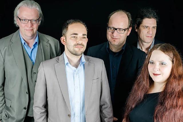 Jazz in der Frick-Mühle mit dem Anne Czichowsky Quintett