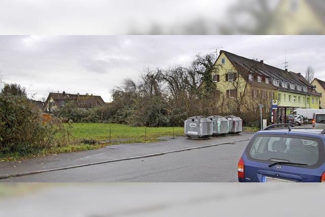 Ex-Traditionslokal Bleiche-Grill: Auf Brache sollen 25 Mietwohnungen entstehen