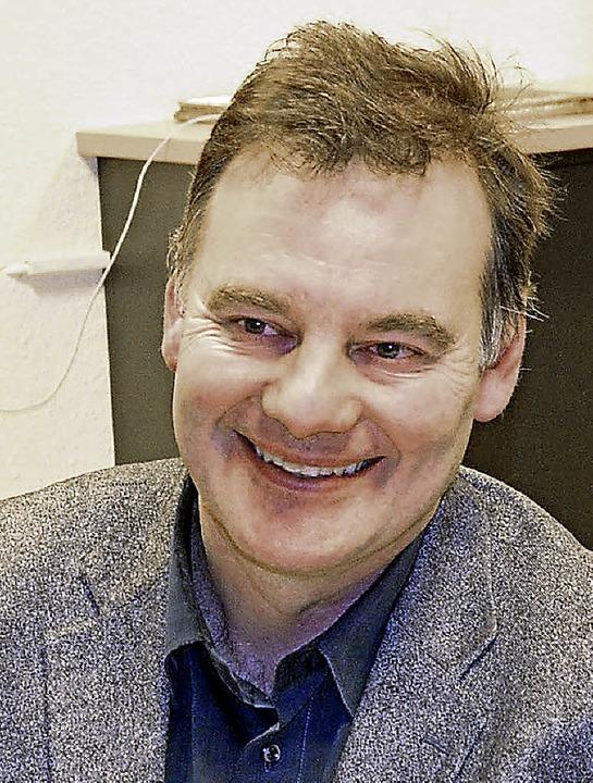 Claudius Bauknecht ist  Projektleiter des Eigenbetriebs ZIS.   | Foto: Kühnemund