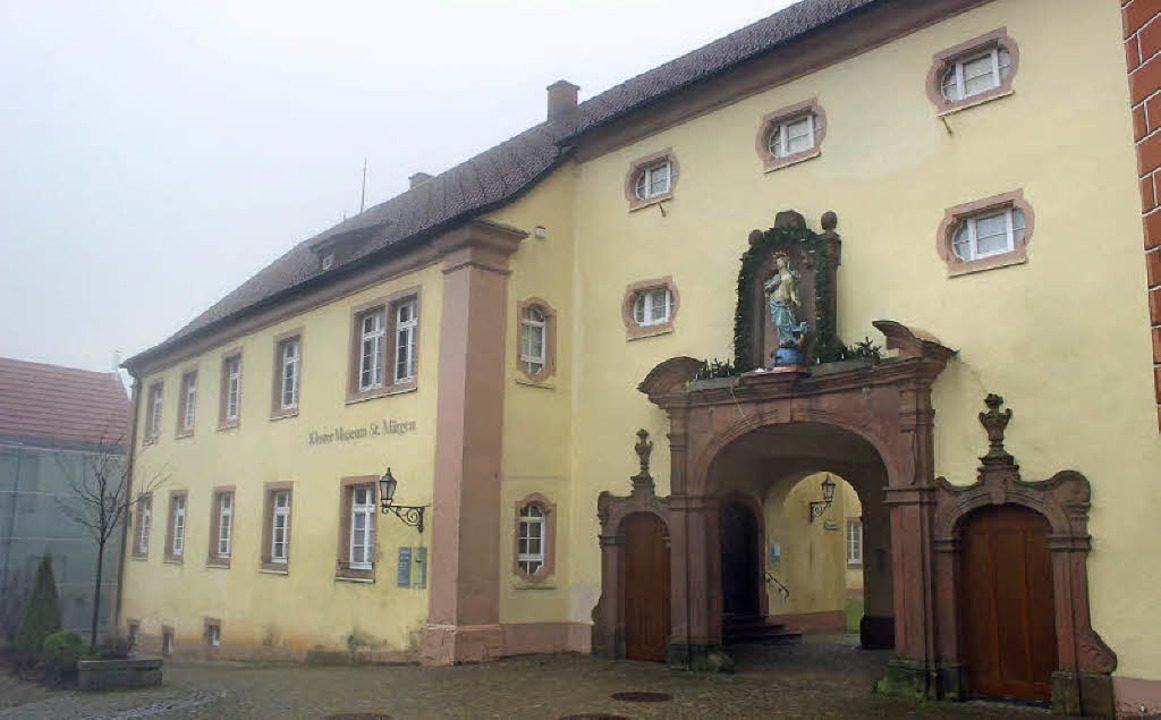Kloster Museum St. Märgen  | Foto: Joachim Frommherz
