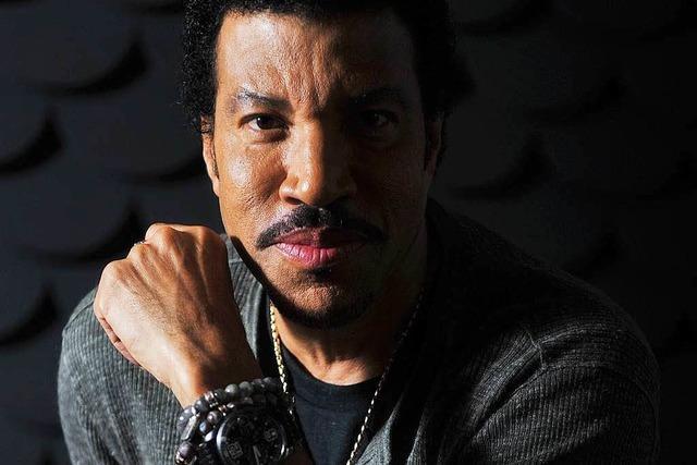 Lionel Richie bei Stimmen-Festival 2015 in Lörrach