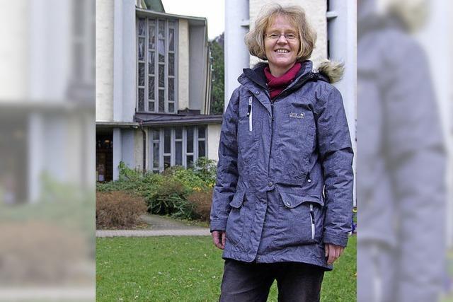 Christine Ritter ist neue Pfarrerin der evangelischen Nord-Pfarrei