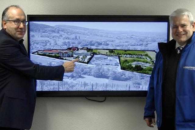 Hekatron will 20 Millionen Euro in den Standort Sulzburg investieren