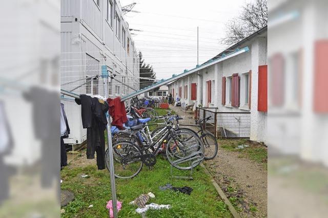Der Kreis Lörrach sucht weiter nach Standorten für neue Flüchtlingsunterkünfte